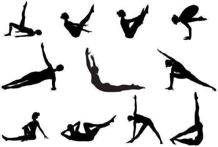 11 упражнений пилатеса для похудения