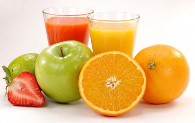 Свежие фрукты - незаменимый элемент палео диеты