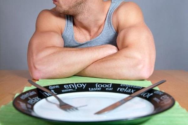 голодание спортсменов