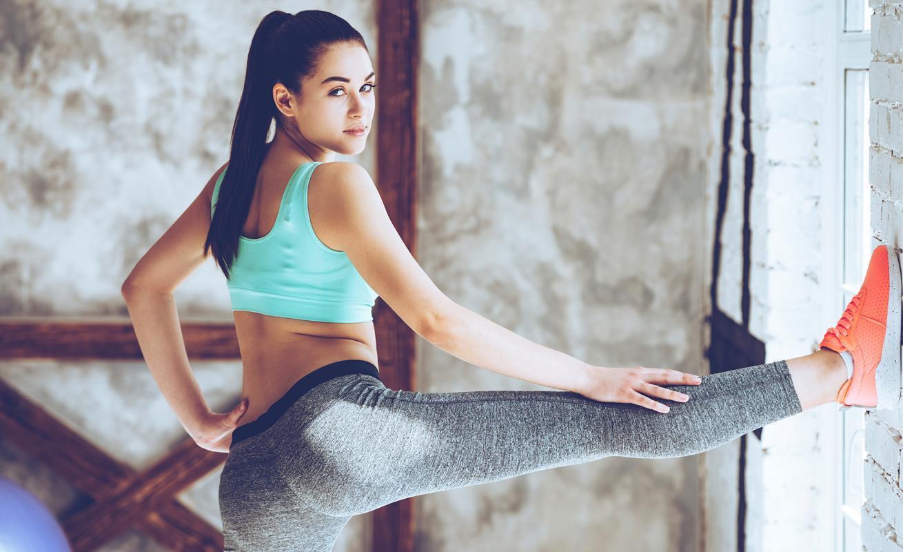 Стретчинг-упражнения для ног