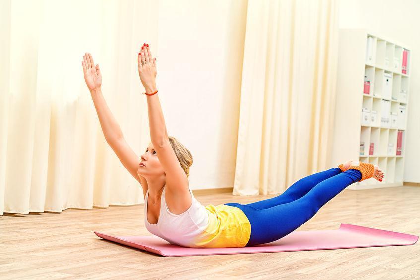 Стретчинг-упражнения для спины