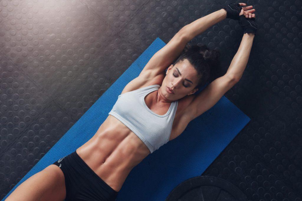 Упражнение лодочка для спины