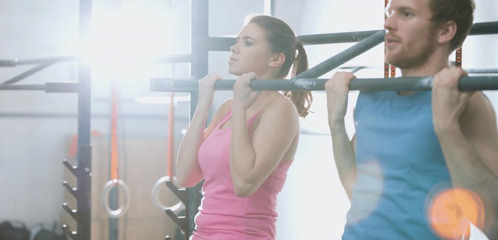 Как влияет обратный хват на мышцы при подтягиваниях