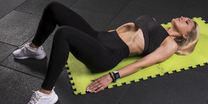 Упражнение вакуум взамен техники похудения от Марины Корпан