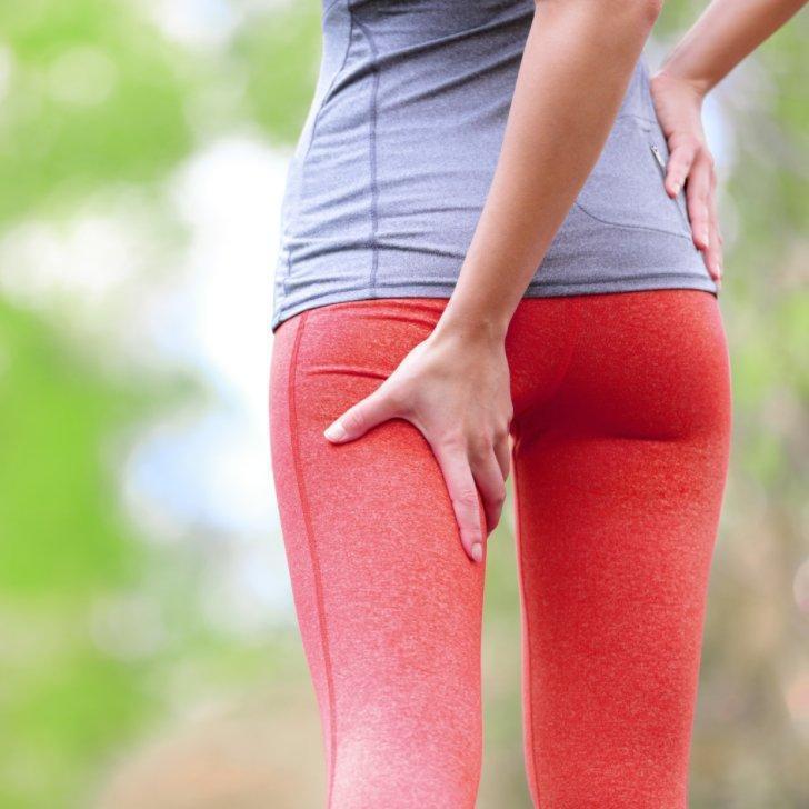 Упражнения для накачки бицепса бедра