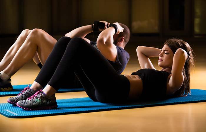 Чем полезна тренировка для всего тела