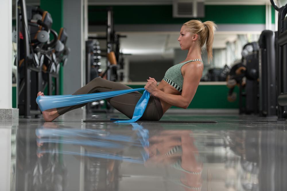 Как эспандер помогает прорабатывать тело
