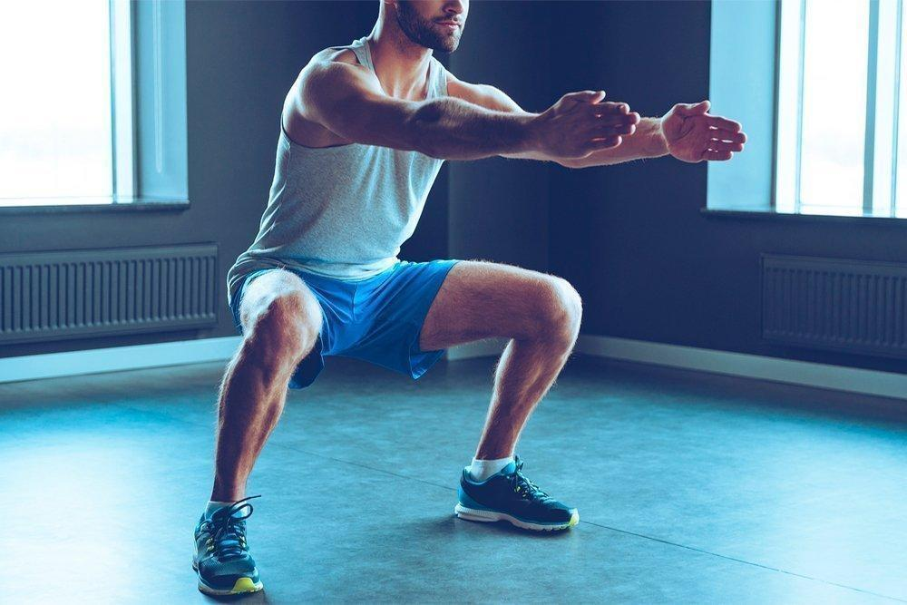 Программа круговых тренировок для мужчин