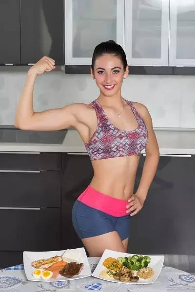 Питание для девушек для набора мышечной массы