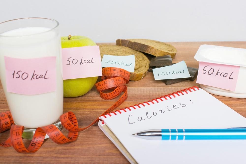 Правильный подсчет калорий для снижения веса
