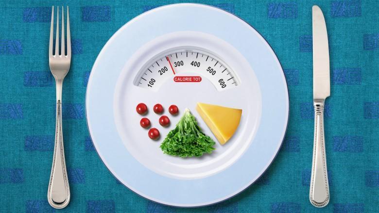 Пример расчета при дефиците калорий