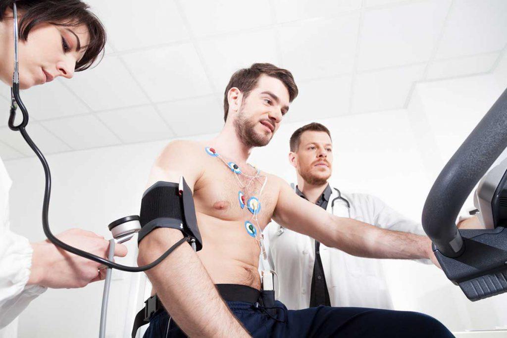 Как диагностировать спортивное сердце