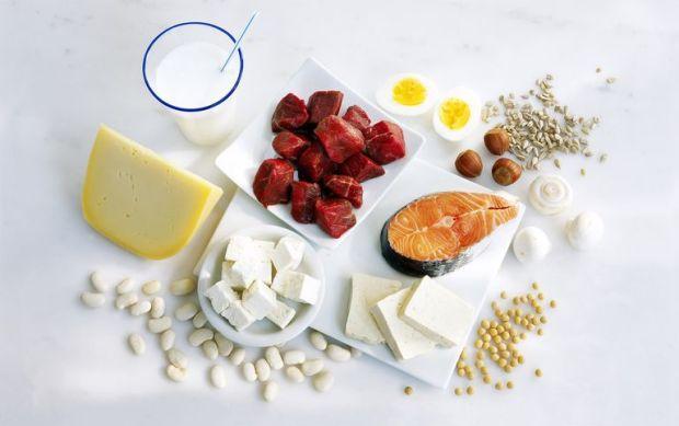 Общие сведения про обмен белков
