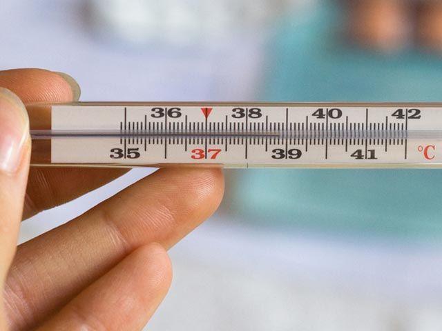 Может ли быть температура сразу после тренировки