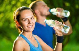 Можно ли пить воду после тренировки?