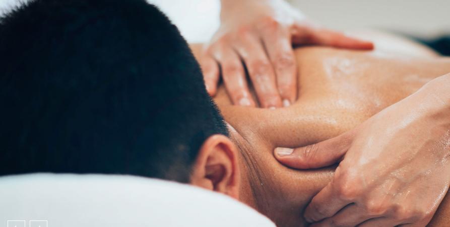 Польза от массажа после тренировки