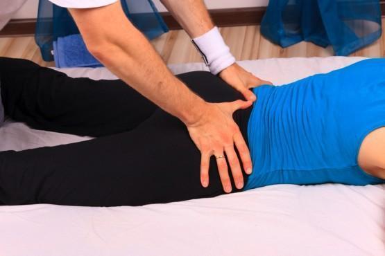 Основы массажа при спортивных травмах