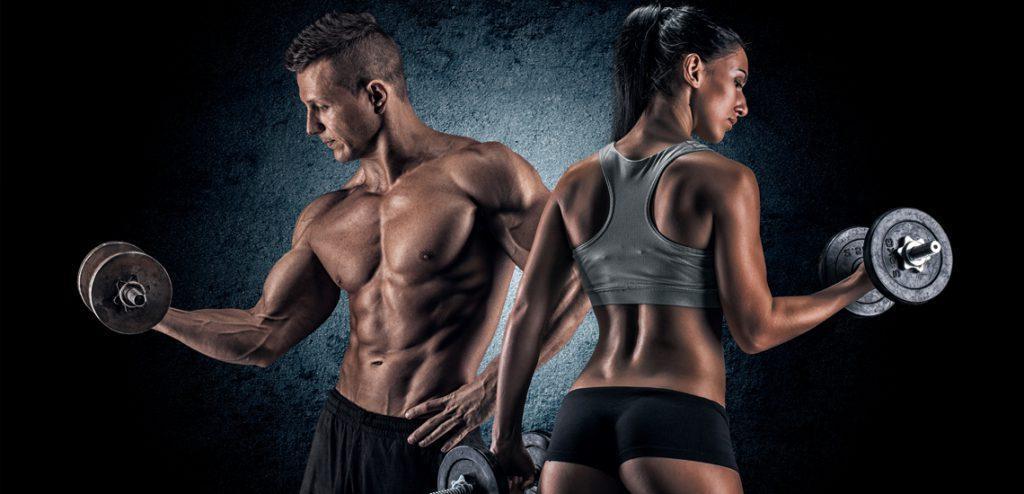 Сушка и набор мышечной массы одновременно