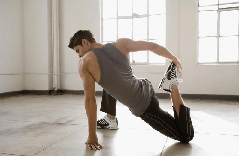 Что дает растяжка мужчинам спортсменам