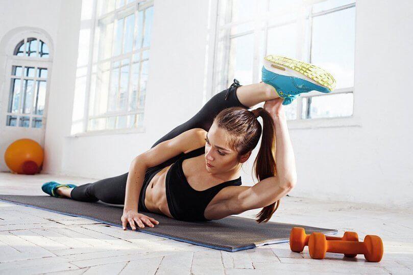 Как правильно делать растяжку после тренировки?