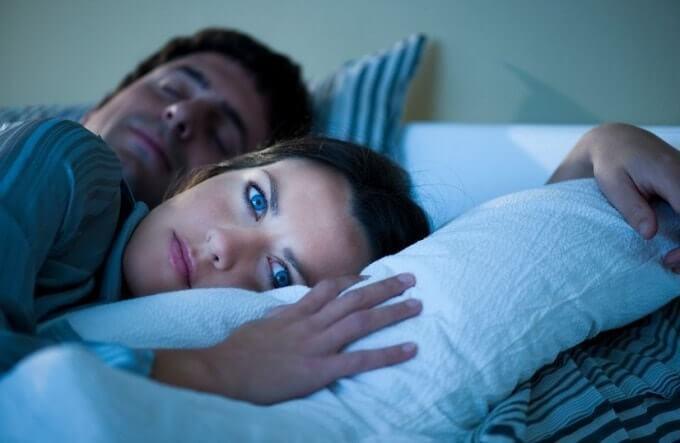 Почему может появится плохой сон или бессонница после тренировки