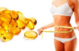💛Рыбий жир для похудения – правда или миф