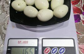 результат эксперимента за неделю, вес упал уже более 30 кг