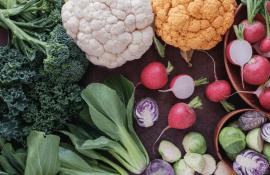 Овощи помогут очистить печень от жира