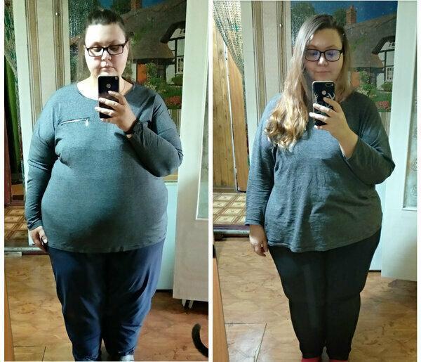 Похудела уже на 45 кг. Меню на день на котором я худею.