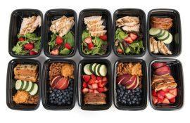 Сколько раз в день лучше есть при похудении или сушке тела
