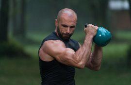Чего можно достичь за 21 день тренируясь только с гирей (план тренировок)