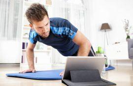 Как тренироваться, если закрыли ваш фитнес-клуб