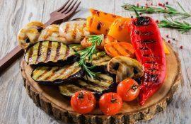 Полезные блюда на гриле