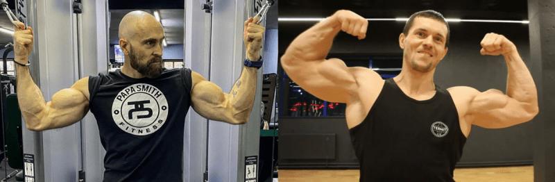 Большой вес необходим для роста мышц?