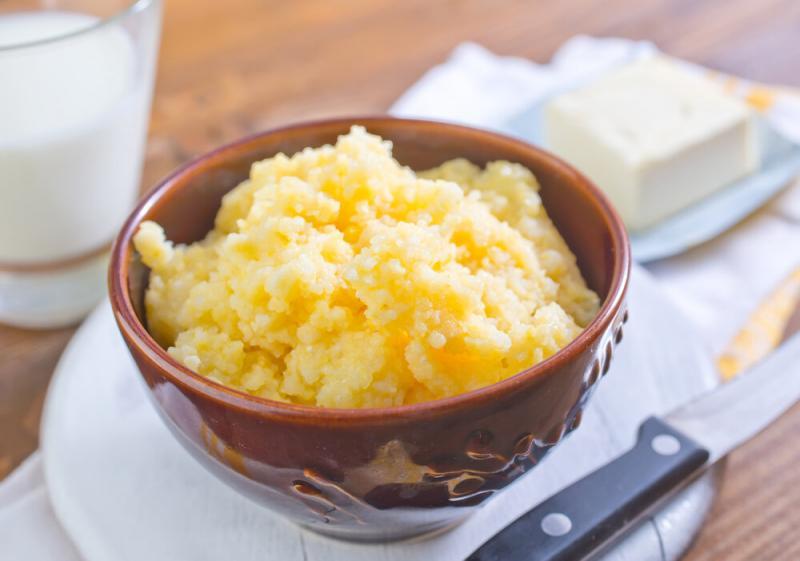 Кукурузная каша для похудения — минус 5 кг за 3 дня