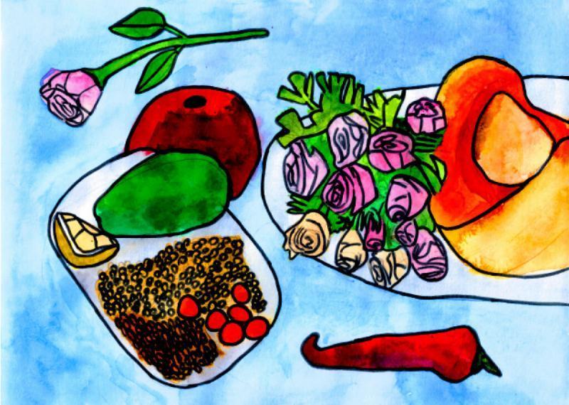 Продукты, богатые клетчаткой, – для быстрого похудения