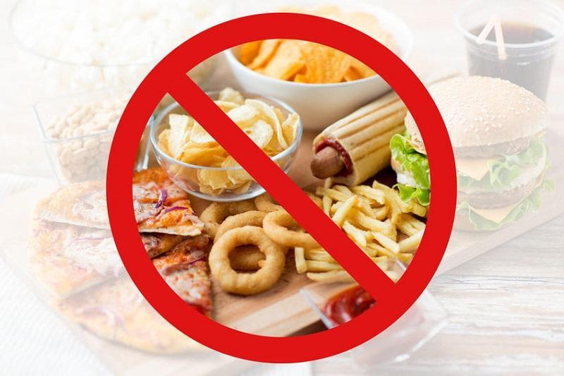запрещенные продукты при кето диете