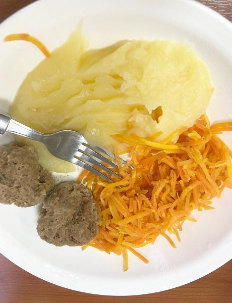 Чем кормят в институте питания? Ежедневное меню НИИ РАМН