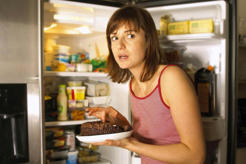 Если вы перестанете есть после 6, то...