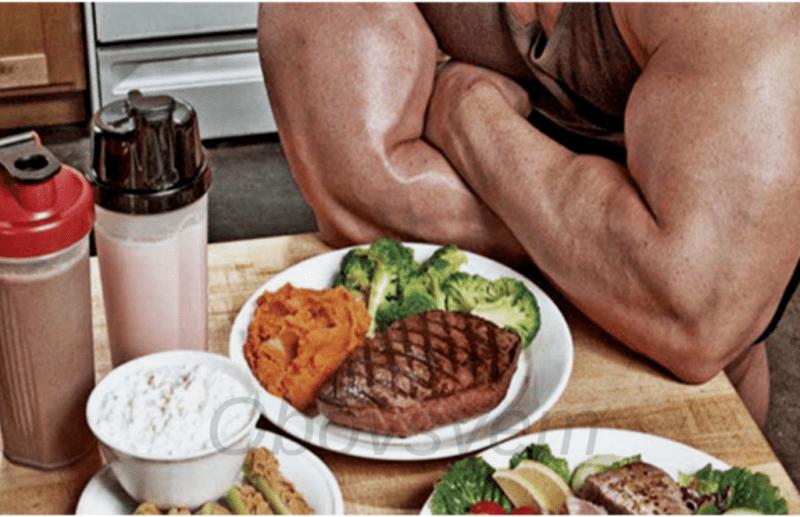 Как спортсмену составить собственный режим питания