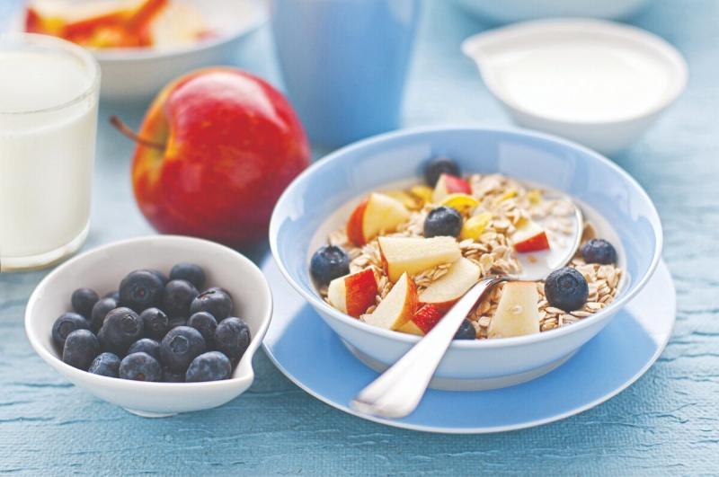 Основные правила здорового сбалансированного питания