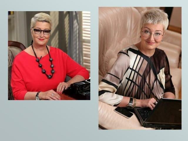 Похудение знаменитостей: Татьяна Устинова — было и стало