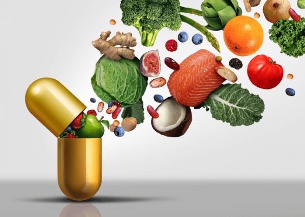 Список витаминов, которые помогут похудеть