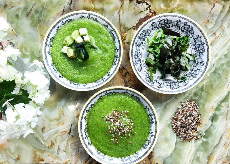 Суп из кабачка – для летнего детокса