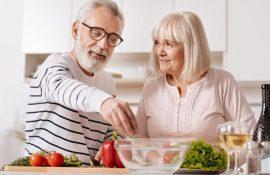 Эффект низкоуглеводной высокожирной диеты на пожилых людей