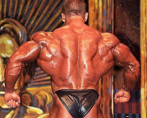 Невероятная спина Дориана Ятса. Главные принципы тренировки