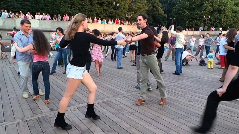 Простой рецепт вкусного танца, чтобы все смотрели