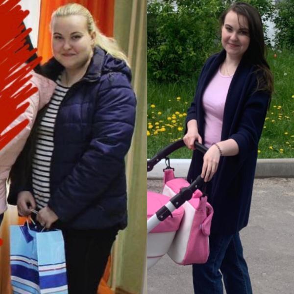 Смогла похудеть на 30 кг благодаря такому меню