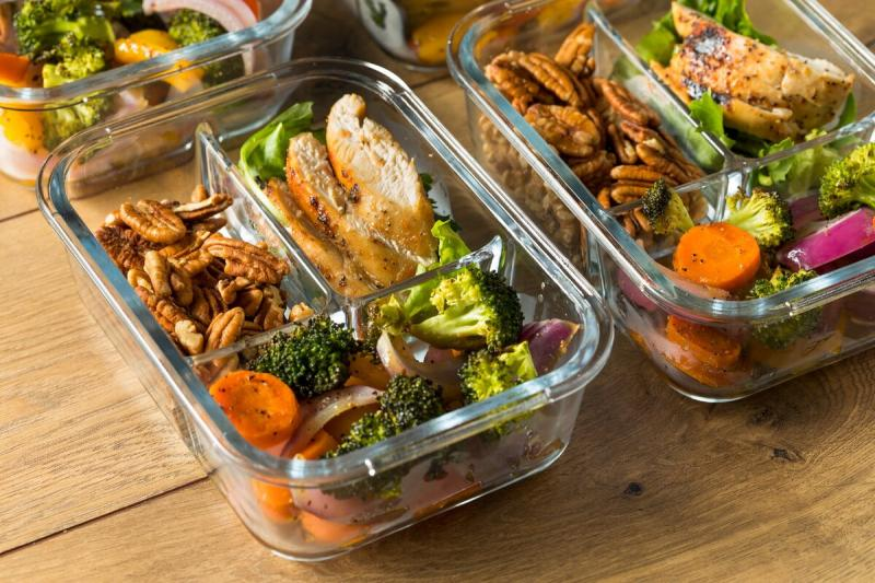 Как готовить здоровую еду?
