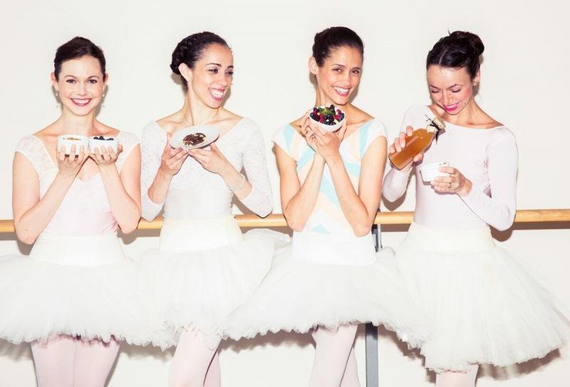 Как и что едят балерины для стройной фигуры. Мой вариант питания